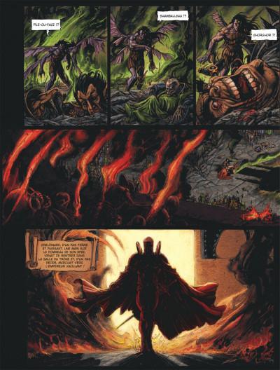 Page 4 Chroniques de la lune noire tome 14 - la fin des temps