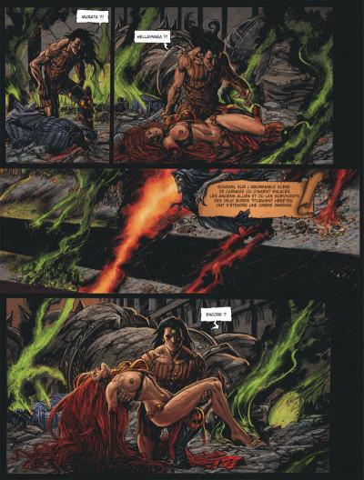 Page 5 Chroniques de la lune noire tome 14 - la fin des temps