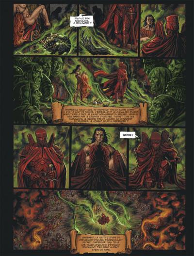 Page 6 Chroniques de la lune noire tome 14 - la fin des temps
