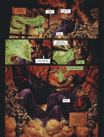 Page 7 Chroniques de la lune noire tome 14 - la fin des temps