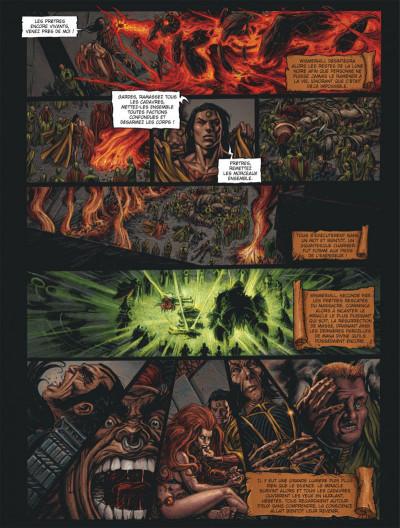 Page 8 Chroniques de la lune noire tome 14 - la fin des temps