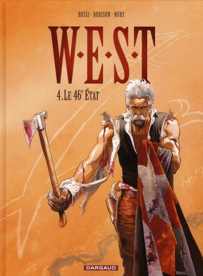 image de W.e.s.t tome 4 - le 46ème état