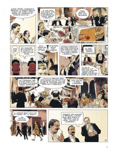 Page 7 W.e.s.t tome 4 - le 46ème état