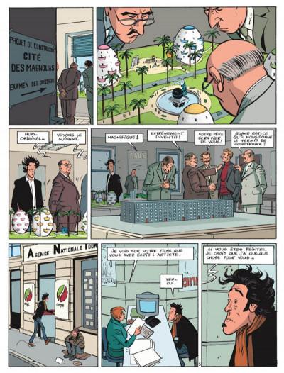Page 3 Dieu n'a pas réponse à tout tome 2 - mais il sait à qui s'adresser