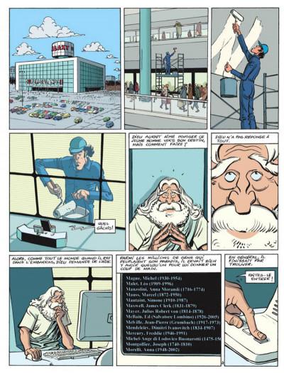 Page 4 Dieu n'a pas réponse à tout tome 2 - mais il sait à qui s'adresser