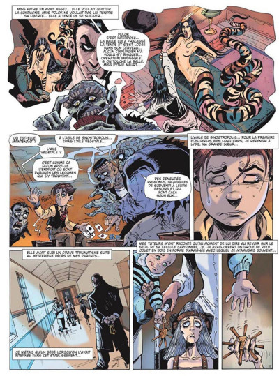 Page 5 Double gauche tome 2 - ivanna