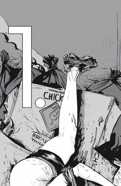 Page 1 Paul pope 100%