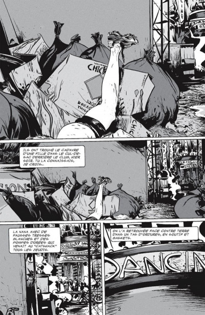 Page 2 Paul pope 100%
