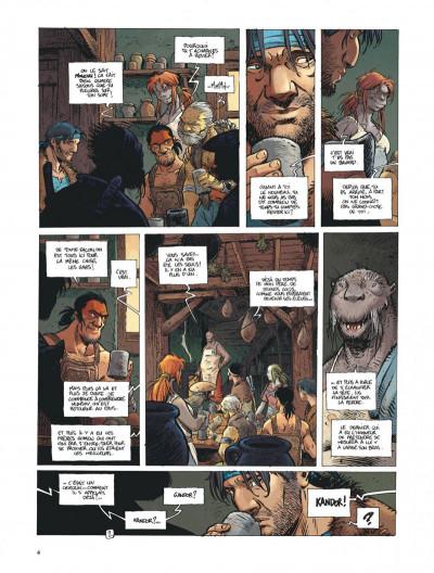 Page 4 La quête de l'oiseau du temps - avant la quête tome 3