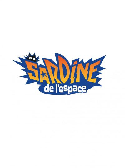 Page 1 Sardine de l'espace tome 1 - platine laser