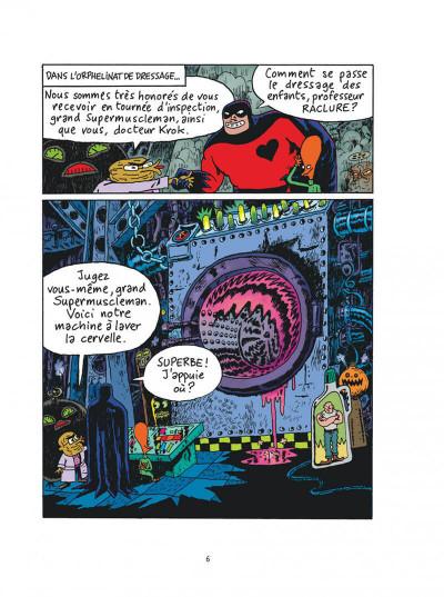Page 6 Sardine de l'espace tome 2 - zacar et les zacariens