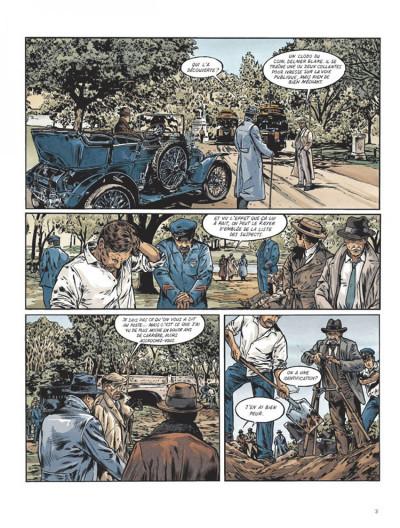 Page 1 Le maître de benson gate tome 2 - huit petits fantômes