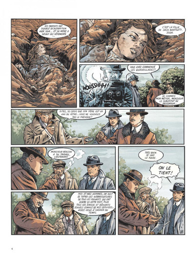 Page 2 Le maître de benson gate tome 2 - huit petits fantômes