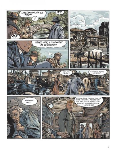 Page 3 Le maître de benson gate tome 2 - huit petits fantômes
