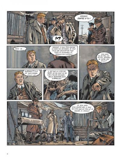 Page 4 Le maître de benson gate tome 2 - huit petits fantômes