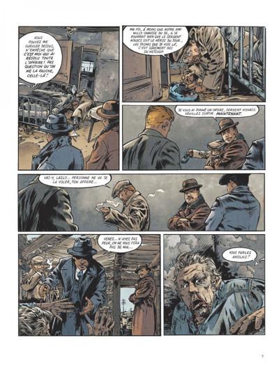 Page 5 Le maître de benson gate tome 2 - huit petits fantômes