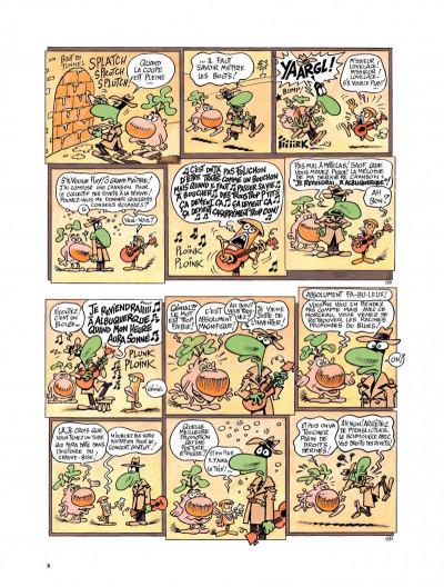 Page 6 Le concombre masqué - le monde fascinant des problèmes
