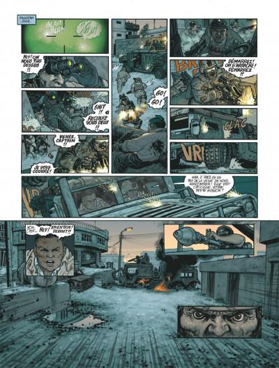 Page 5 Ghost money tome 1 - la dame de dubaï