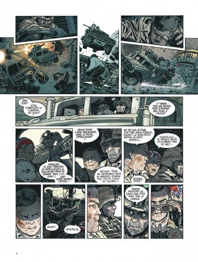 Page 6 Ghost money tome 1 - la dame de dubaï