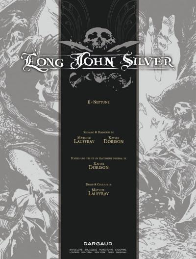 Page 3 Long john silver tome 2