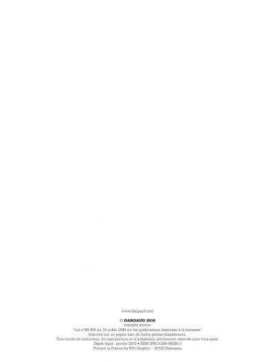 Page 2 Valérian tome 21 - l'ouvretemps
