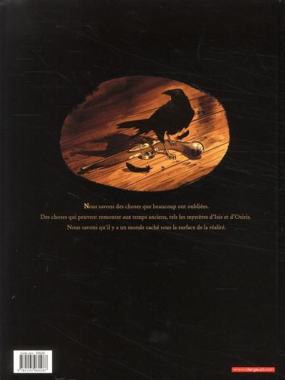 Dos Le marquis d'anaon tome 5 - la chambre de khéops