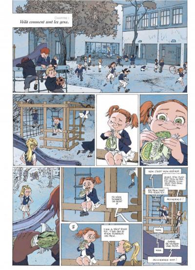Page 2 Les coeurs boudinés tome 3 - des canards et des hommes
