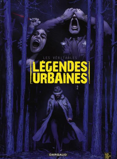 Couverture légendes urbaines tome 2