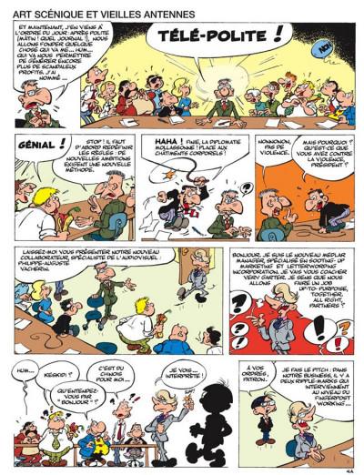 Page 4 Achille talon tome 47 - achille talon crève l'écran