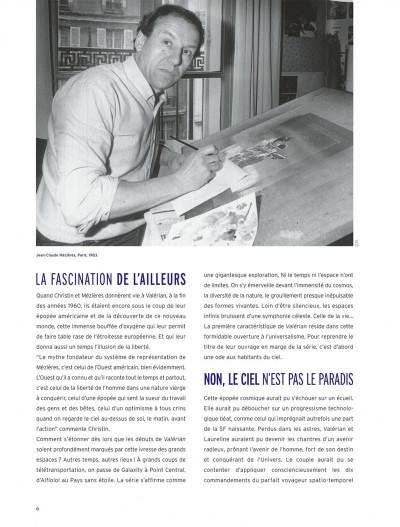 Page 6 Valérian - intégrale valérian et laureline tome 4