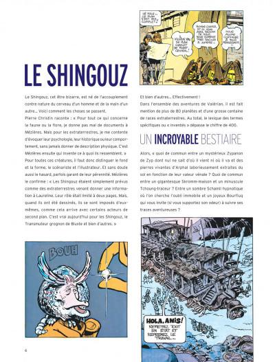 Page 6 Valérian - intégrale valérian et laureline tome 6