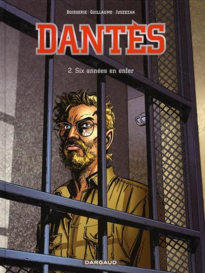 Couverture Dantès tome 2 - six années en enfer