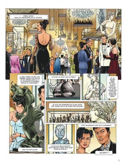 Page 3 Dantès tome 2 - six années en enfer