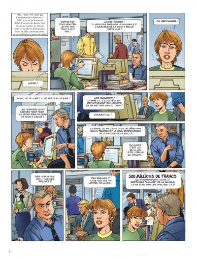 Page 6 Dantès tome 2 - six années en enfer