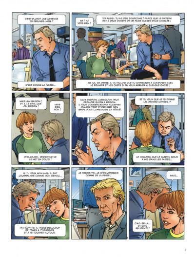 Page 7 Dantès tome 2 - six années en enfer