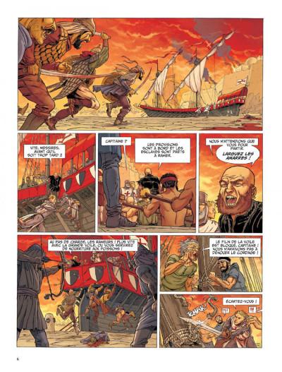 Page 4 Le dernier templier tome 1 - l'encodeur