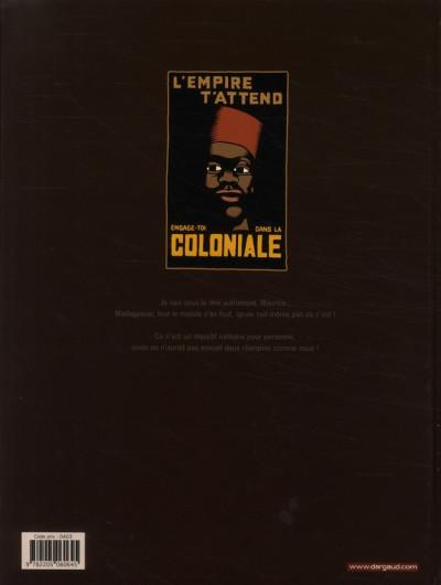 Dos Commando colonial tome 1 - opération ironclad