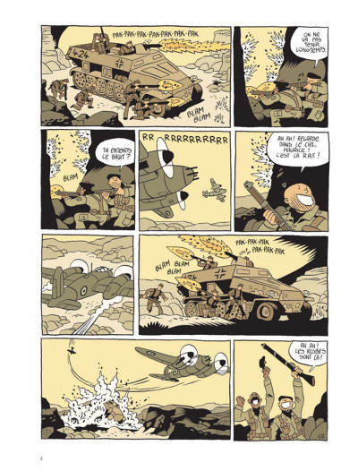 Page 2 Commando colonial tome 1 - opération ironclad
