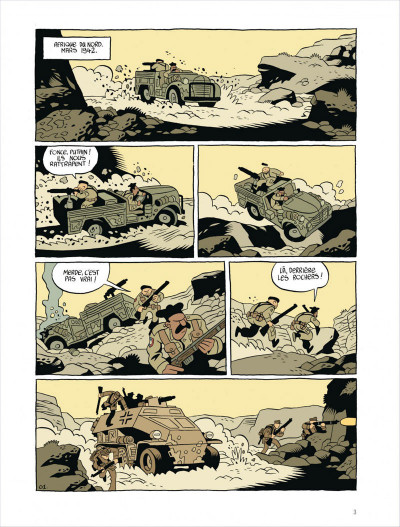 Page 7 Commando colonial tome 1 - opération ironclad
