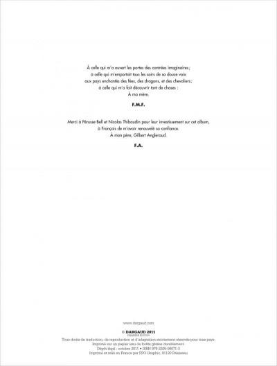 Page 2 Chroniques de la lune noire tome 0 - en un jeu cruel