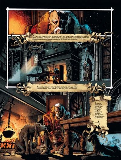 Page 4 Chroniques de la lune noire tome 0 - en un jeu cruel
