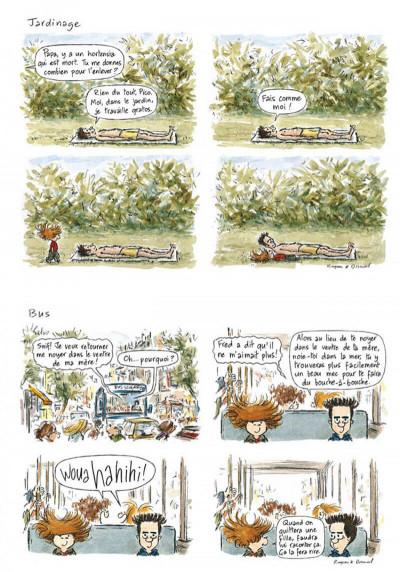 Page 1 Pico bogue tome 1 - la vie et moi
