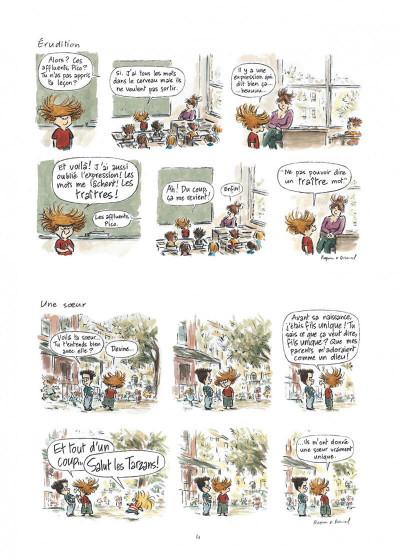 Page 4 Pico bogue tome 1 - la vie et moi