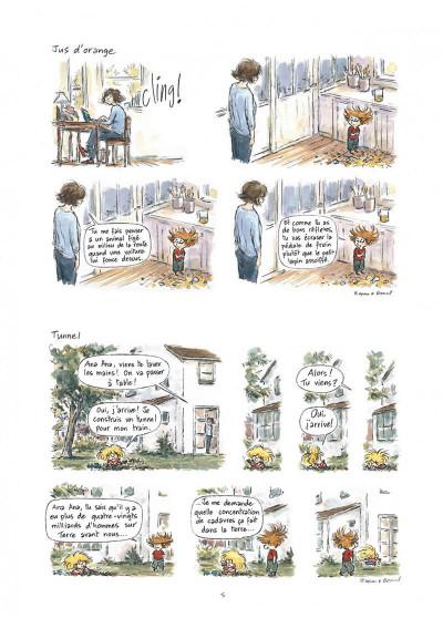 Page 5 Pico bogue tome 1 - la vie et moi