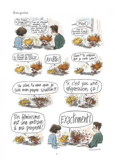 Page 6 Pico bogue tome 1 - la vie et moi