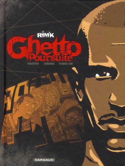 Couverture Ghetto poursuite