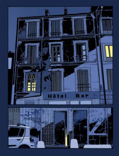 Page 1 Ghetto poursuite