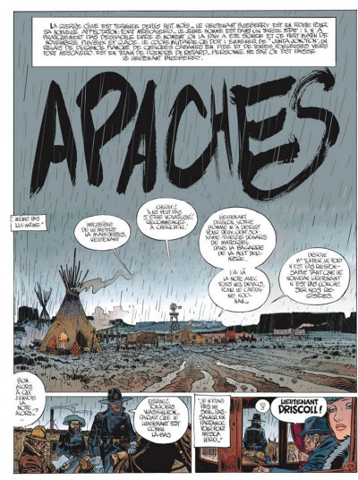 Page 1 Blueberry apaches