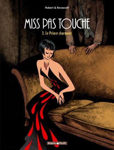 Couverture Miss pas touche tome 3
