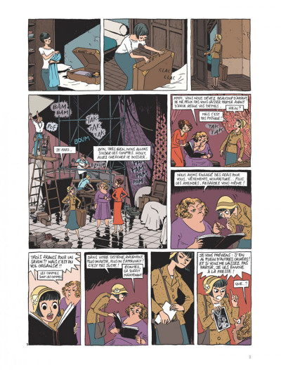 Page 1 Miss pas touche tome 3